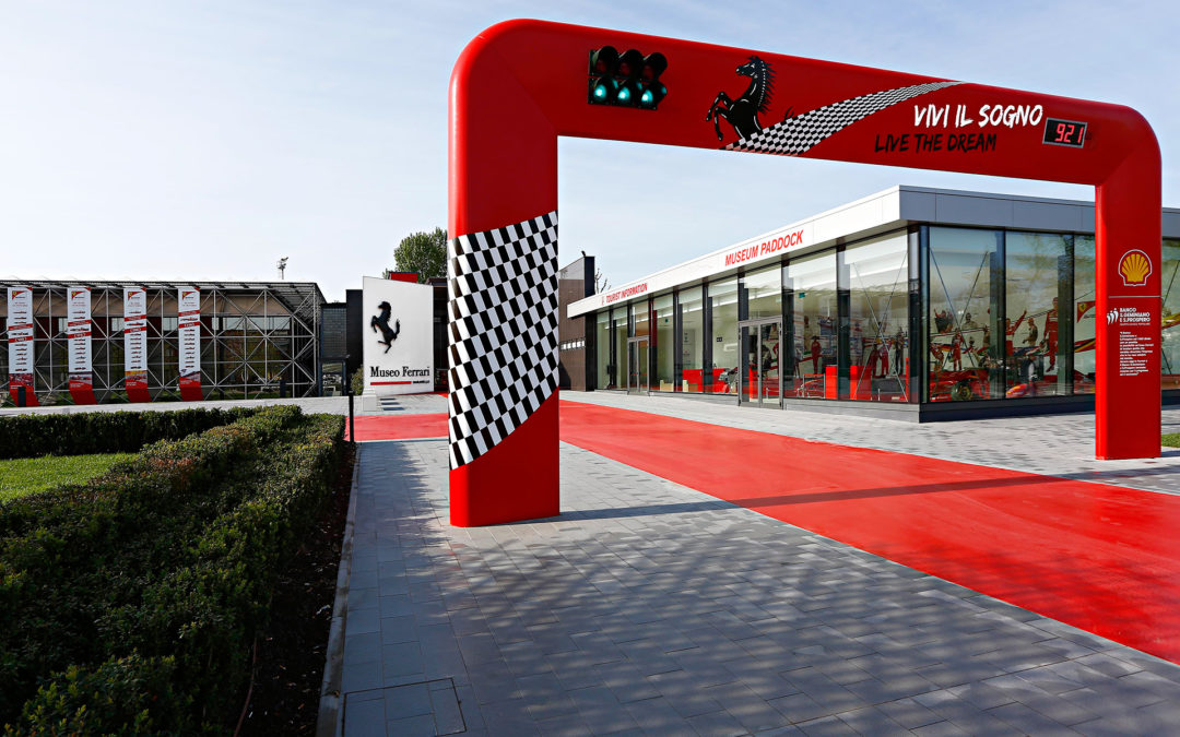 Ferrari Museum Virtual Tour