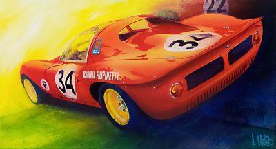 Ferrari Dino 206 SP