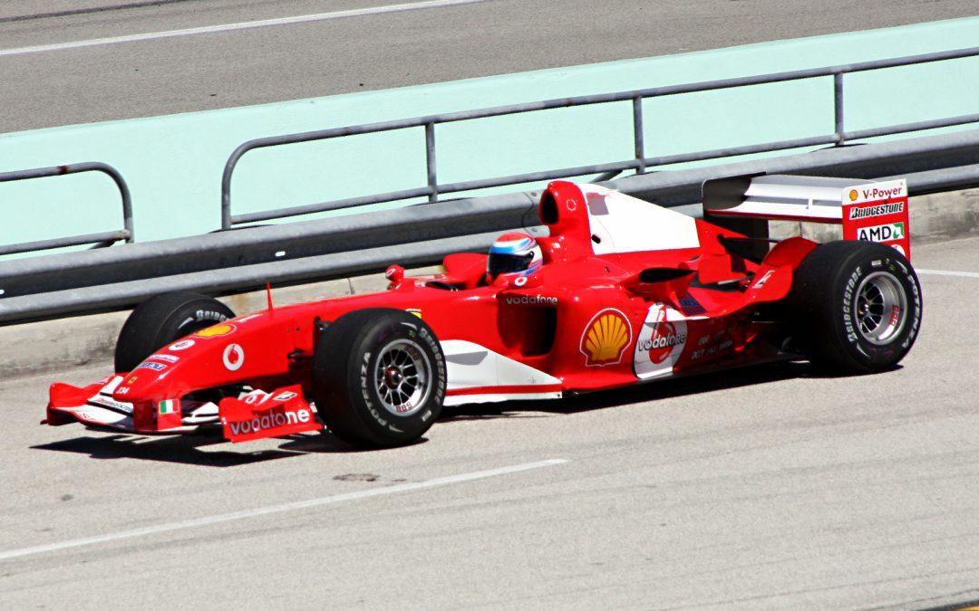 Ferrari Corsa Clienti: Homestead, FL