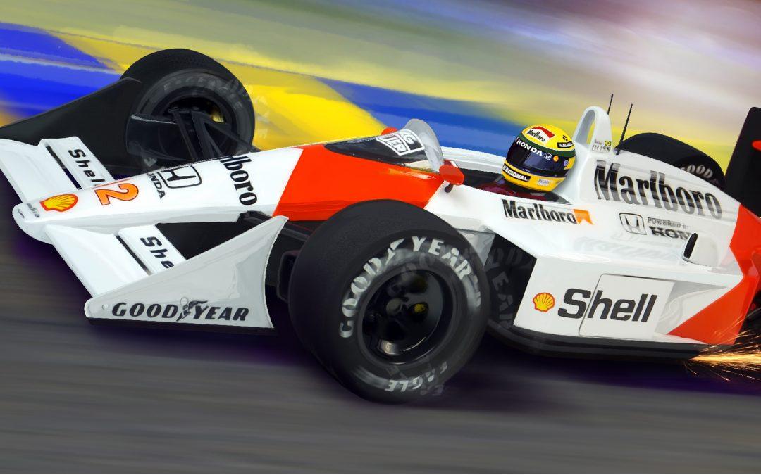 Senna, 20 Year Anniversary